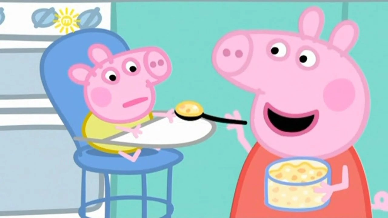 Cuisine Peppa Pig Baby Alexander Character Peppa Pig Wiki Fandom Powered By Wikia