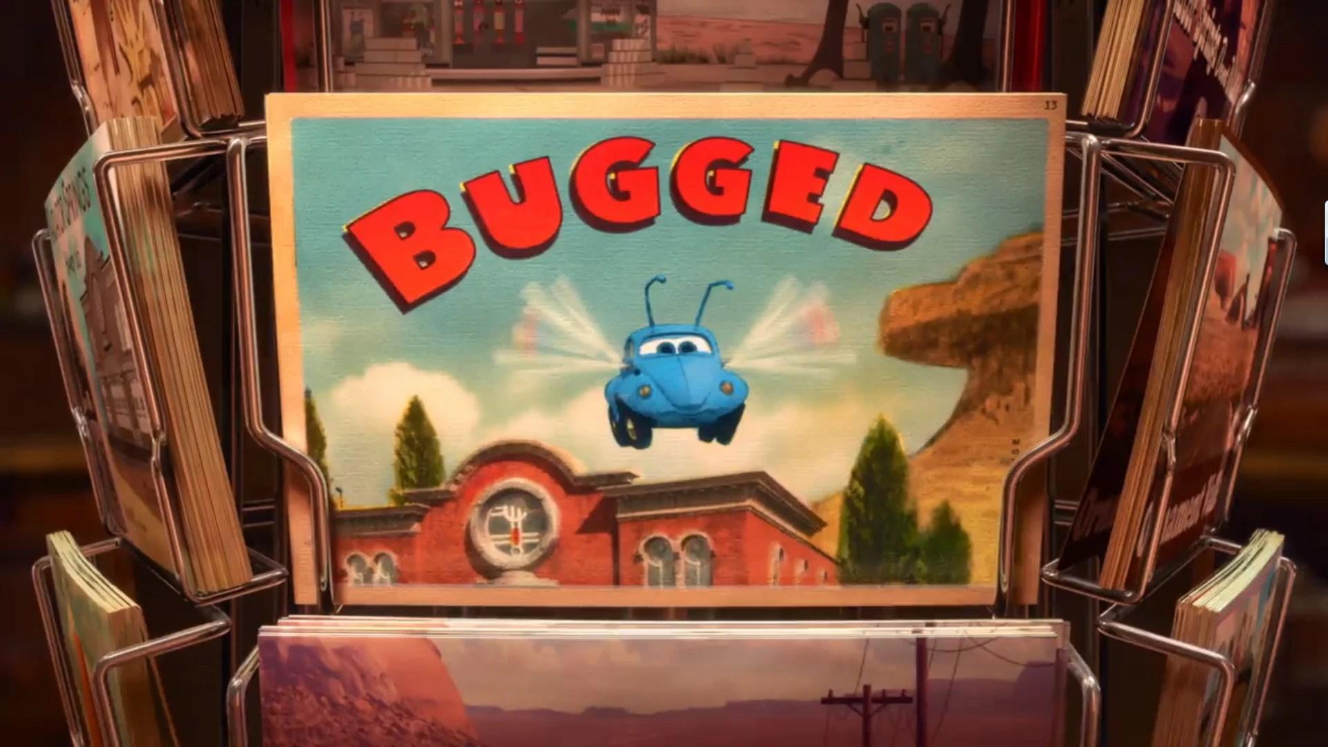 Pixar Cars Wallpaper Bugged Pixar Wiki Fandom Powered By Wikia