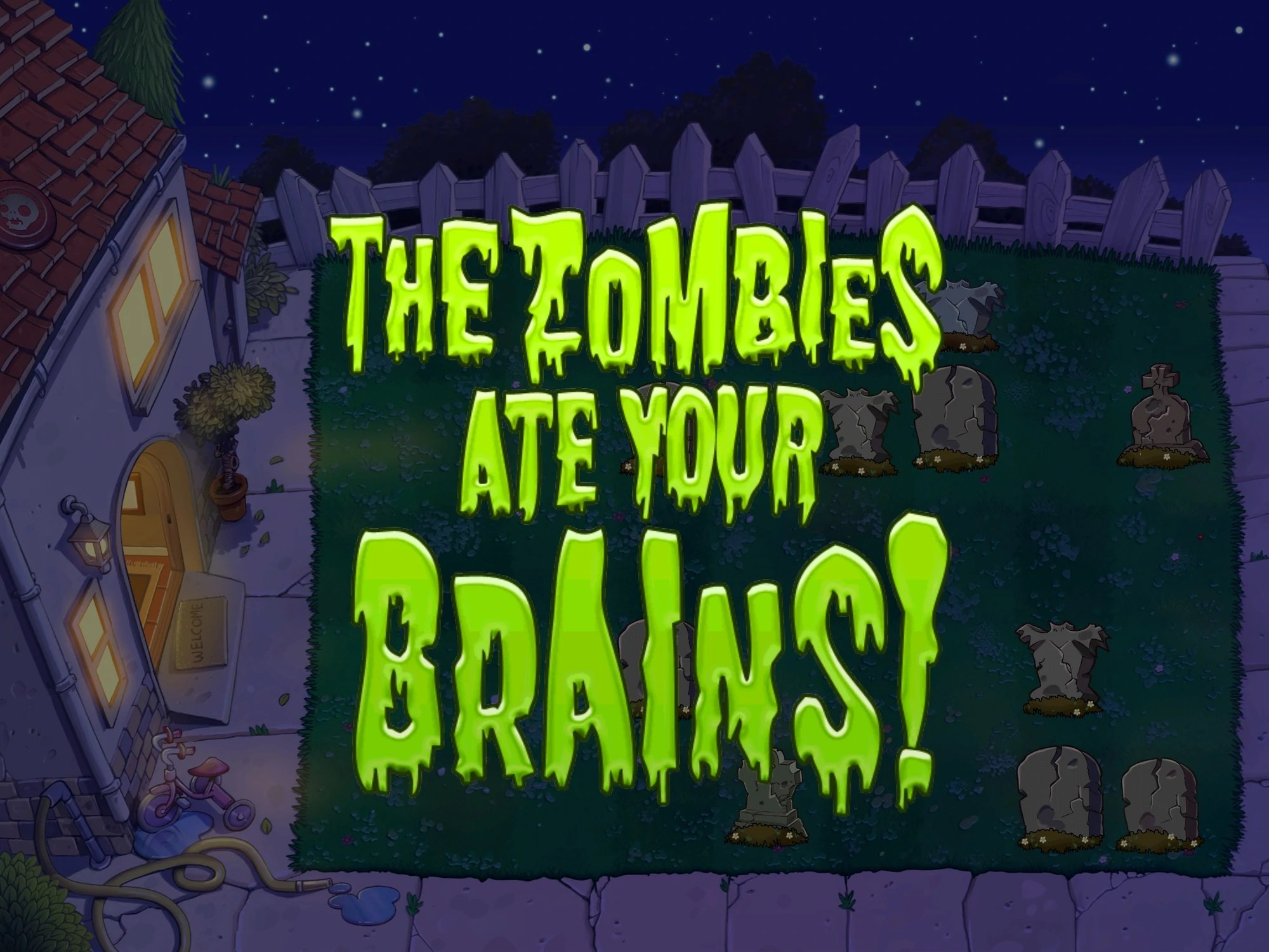 Brains Games Brain Gallery Plants Vs Zombies Wiki Fandom Powered By Wikia