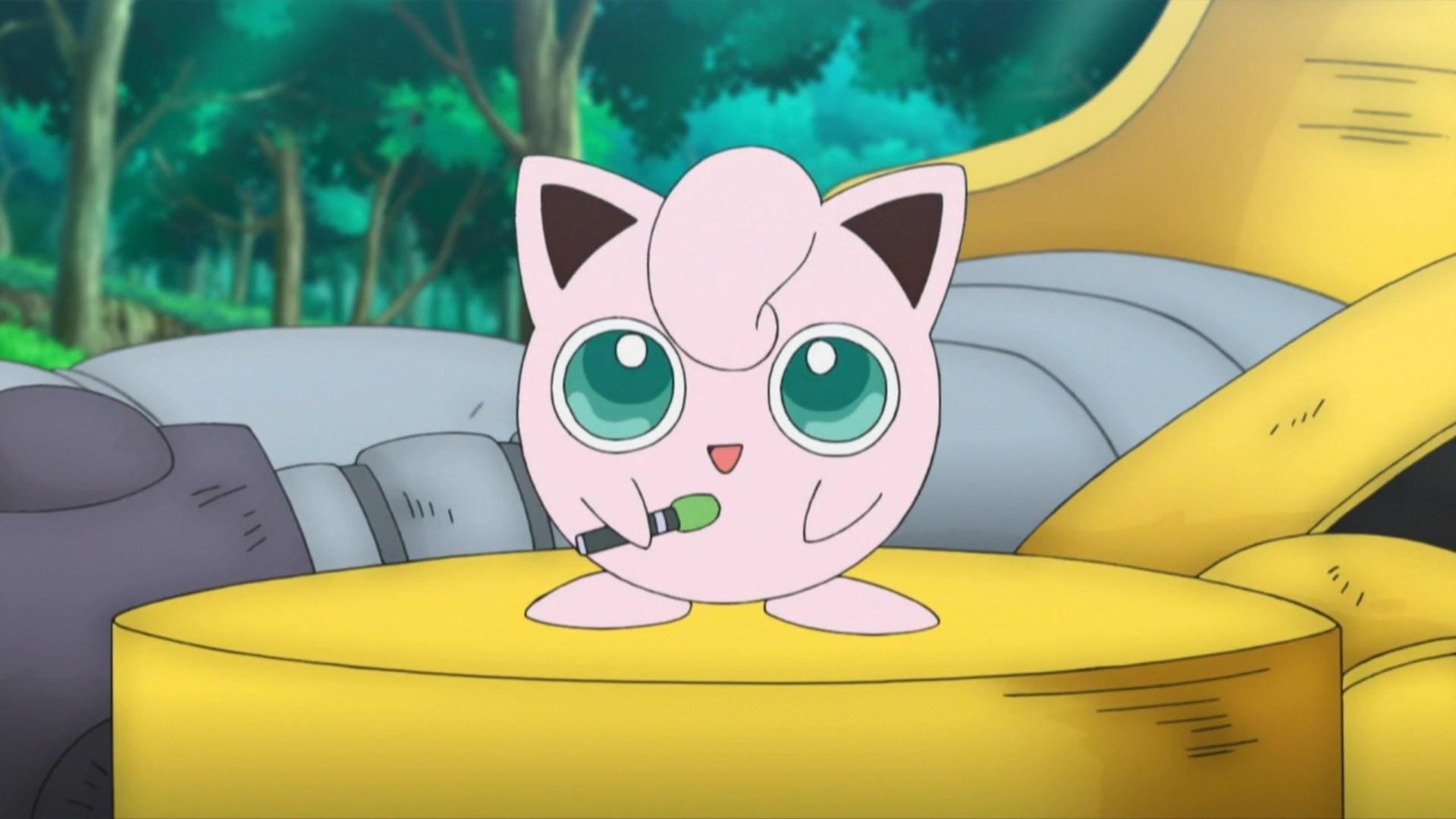 Cute Pikachu And Ash Wallpaper Jigglypuff Anime Pok 233 Mon Wiki Fandom Powered By Wikia