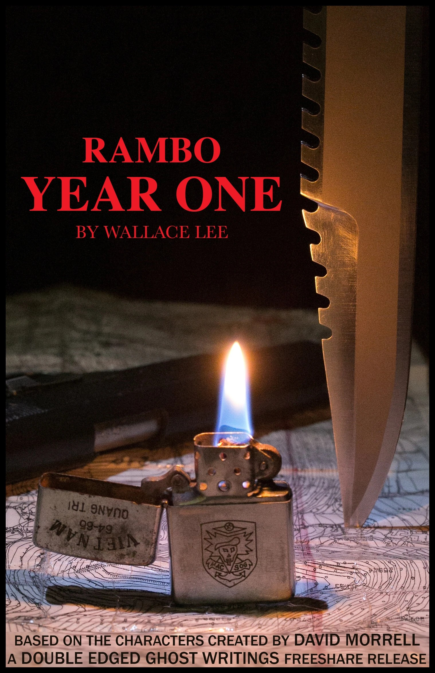English Novel Books Name Rambo Year One Rambo Wiki Fandom