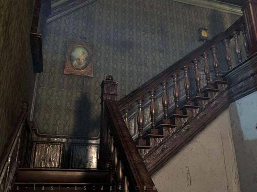 3d Centipede Wallpaper Spencer Mansion Birdcage Corridor Resident Evil Wiki