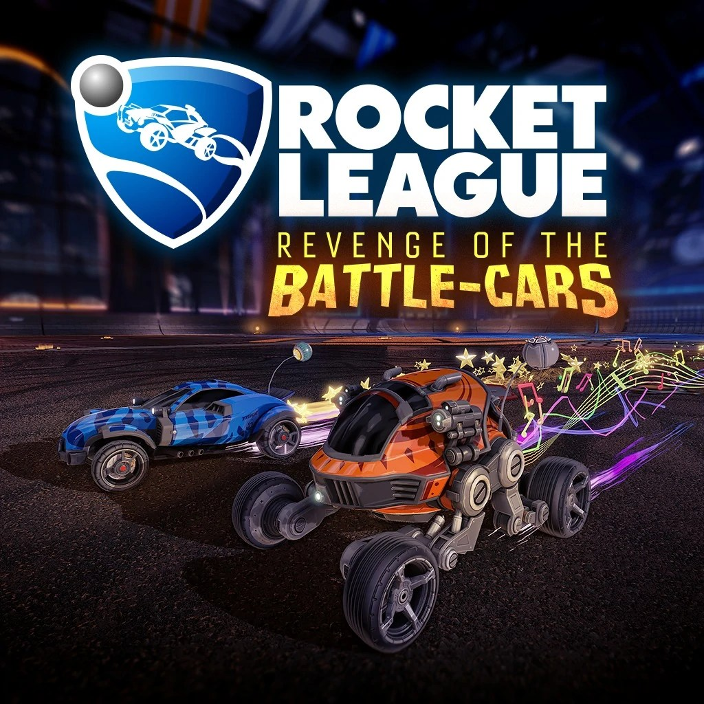 Rocketleague Garage Revenge Of The Battle Cars Dlc Pack Rocket League Wiki