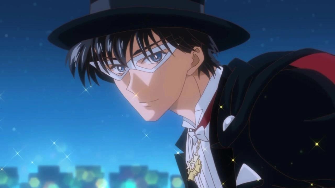 Girl Proposing A Boy Wallpapers Tuxedo Mask Crystal Sailor Moon Wiki Fandom Powered