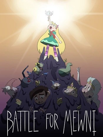 Ludo Quotes Wallpaper Star Vs The Forces Of Evil The Battle For Mewni Star
