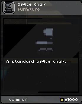 Office Chair Starbound Wiki Fandom Powered By Wikia