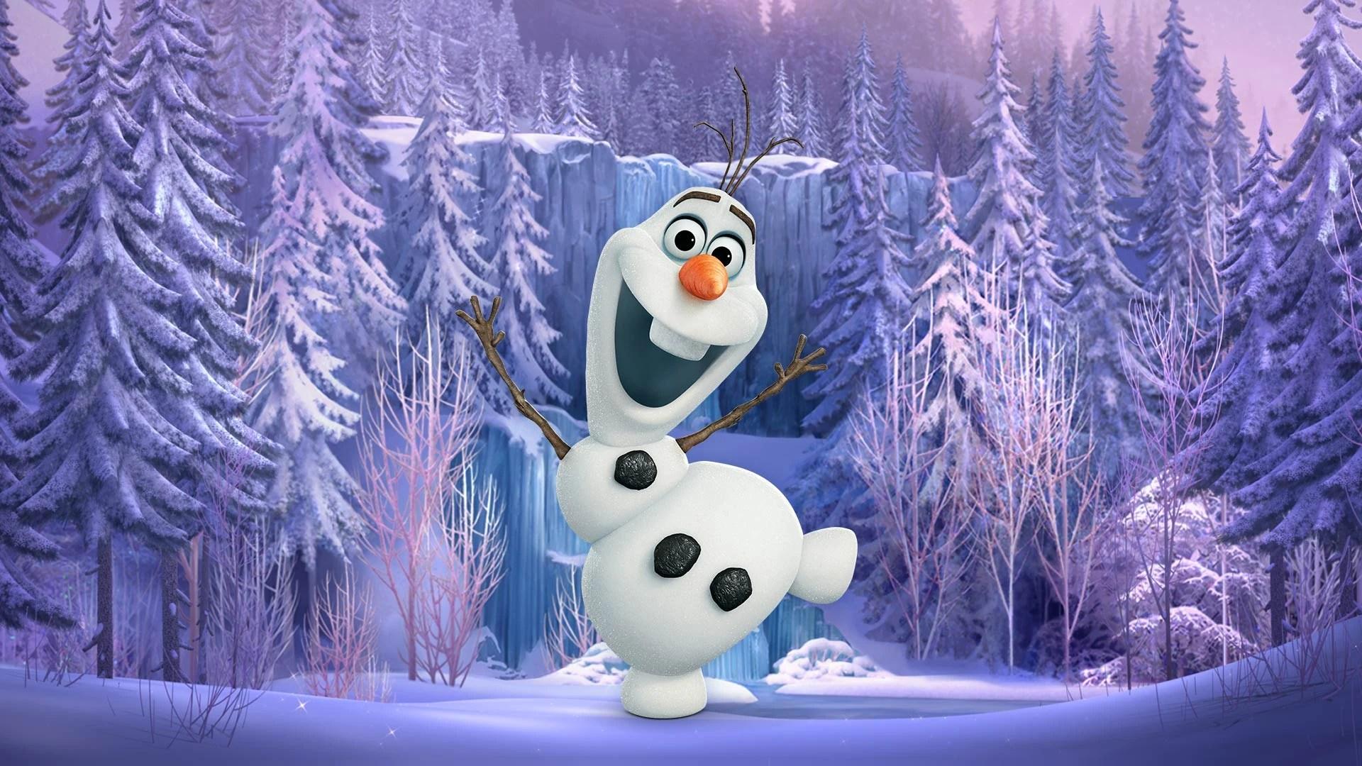 Descendants Of The Sun Hd Wallpaper Frozen Free Fall Snowball Fight Olaf Joy Steam