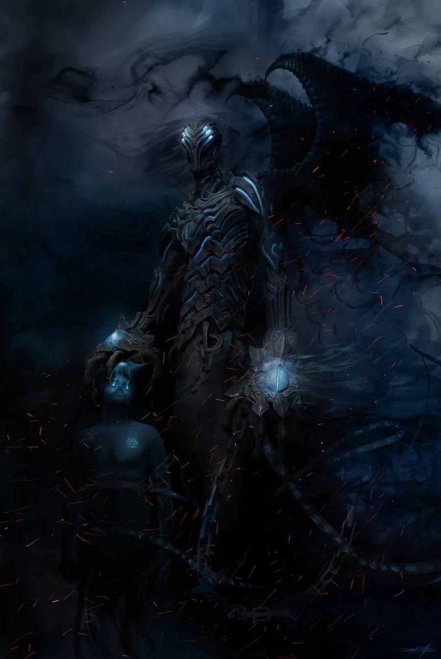 Night King Hd Wallpaper Erebus The Demonic Paradise Wiki Fandom Powered By Wikia