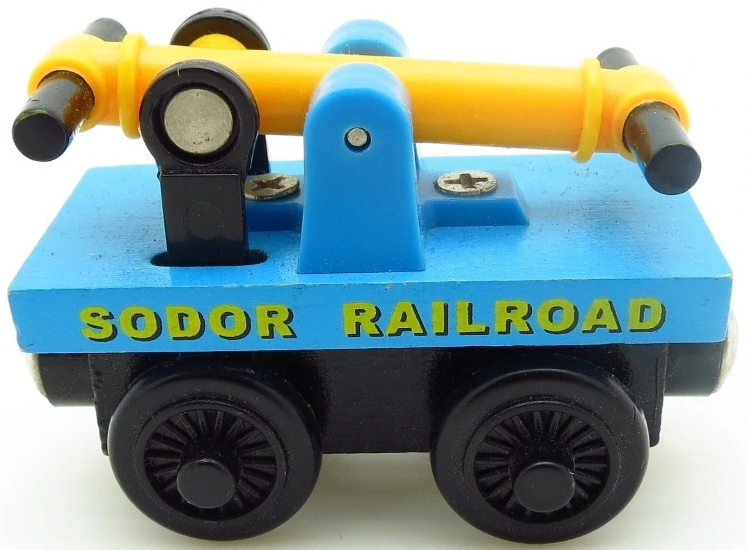 Thomas Wooden Railway Farmhouse Pig Parade Set Handcar Thomas Wood Wiki Fandom Powered By Wikia