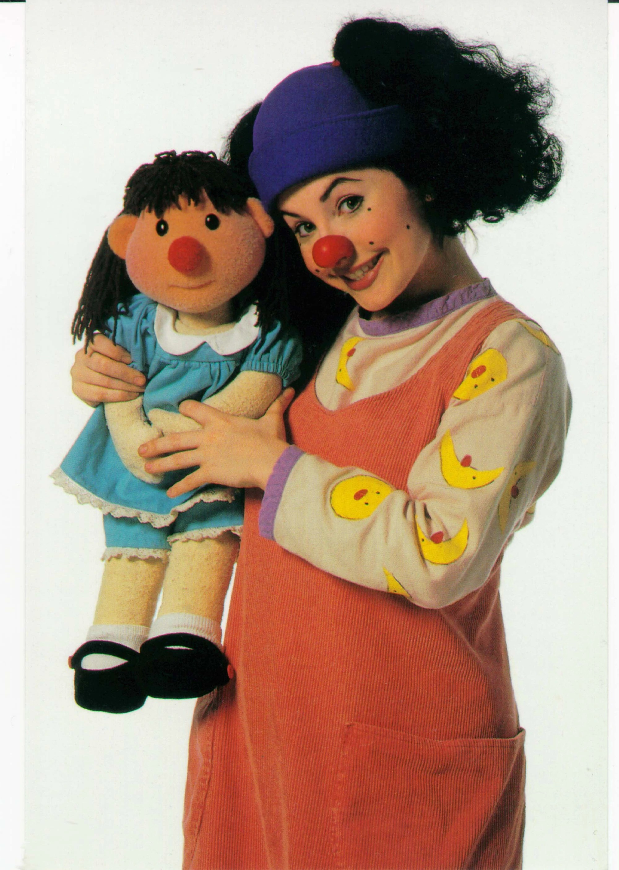 Big Couch Clown The Big Comfy Couch Treehouse Tv Wiki Fandom