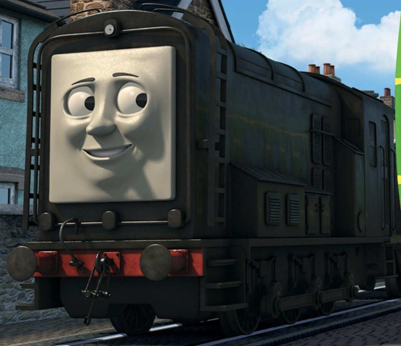 Bad Diesel Set Diesel Thomas The Tank Engine Wikia Fandom Powered By Wikia