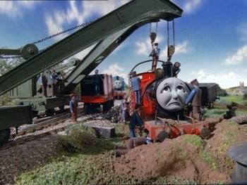 Thomas And The Breakdown Train Thomas The Tank Engine