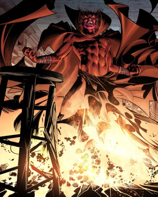 Doctor Who Animated Wallpaper Mephisto Marvel Villains Wiki Fandom Powered By Wikia