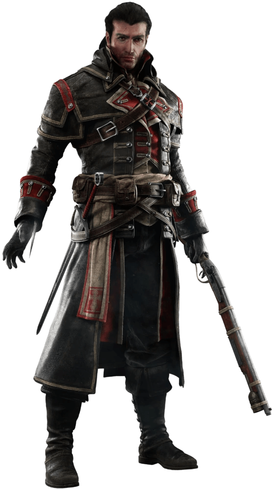 Arno Wolf Shay Cormac | Villains Wiki | Fandom Powered By Wikia