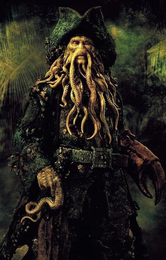 Akatsuki Hd Live Wallpaper Davy Jones Pirates Of The Caribbean Villains Wiki