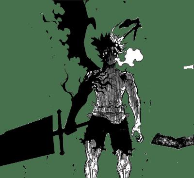 Grayscale Girl Wallpaper Image Asta Demon Form Png Vs Battles Wiki Fandom