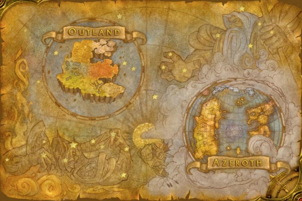 Map Wowwiki Fandom Powered By Wikia