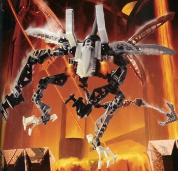 Furnace Salamander The Bionicle Wiki Fandom Powered By