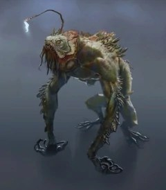 Mythical Creatures In The Fall Wallpaper Angler Fallout Wiki Fandom Powered By Wikia