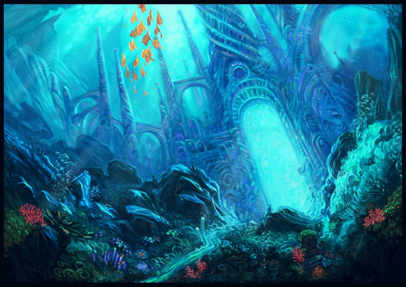 Moveing Gravity Falls Wallpapers Image Underwater Kingdom Jpg Gravity Falls Roleplay