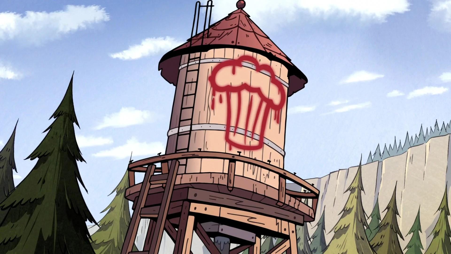 Gravity Falls Wallpaper Bill Explosion Muffin Gravity Falls Wiki Fandom Powered By