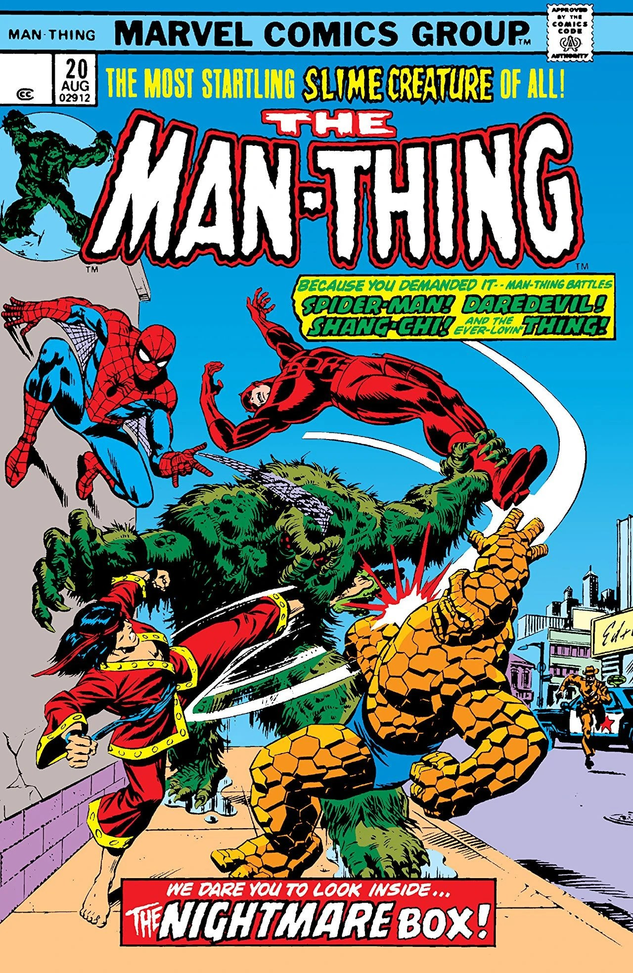 Tony Stark Hd Wallpapers Man Thing Vol 1 20 Marvel Database Fandom Powered By Wikia