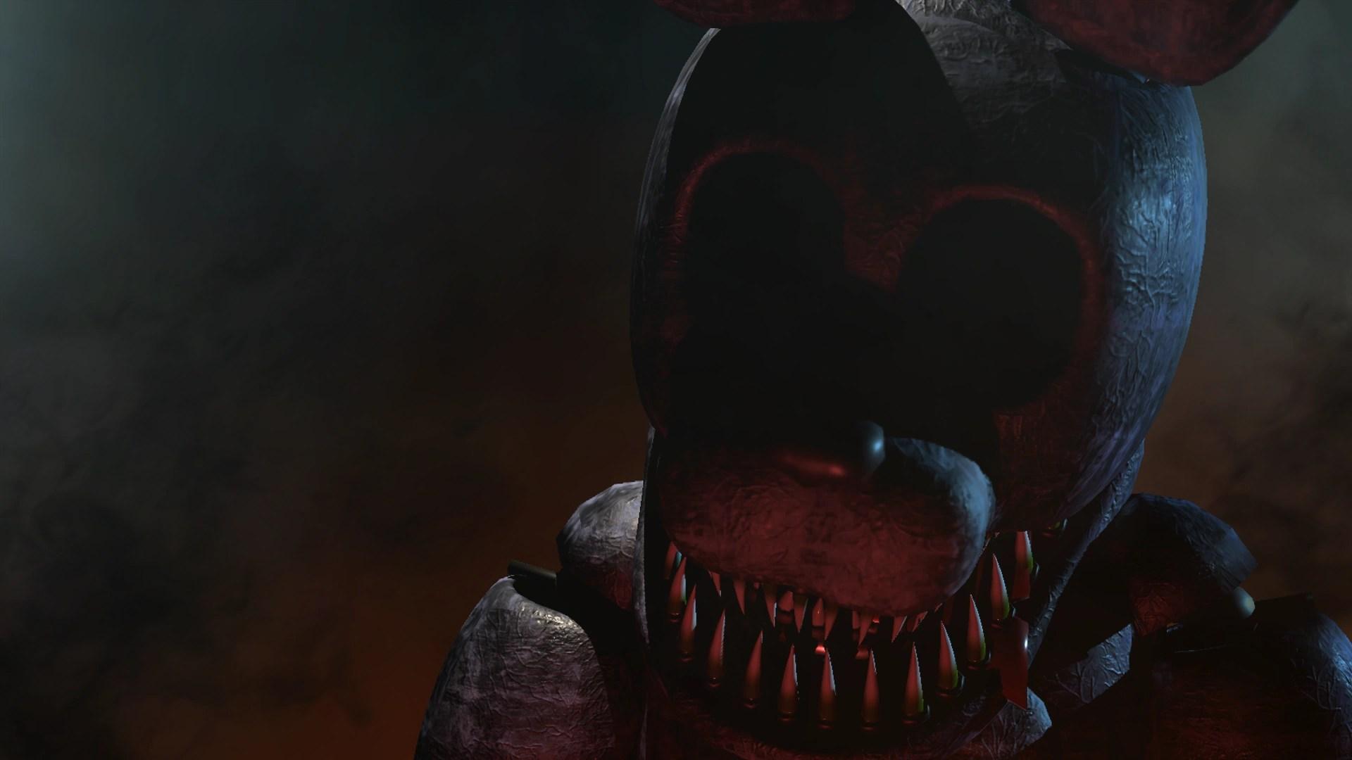 Cute Freddy Fazbear Wallpaper Sinister Bonnie Official Sinister Turmoil Wikia Fandom