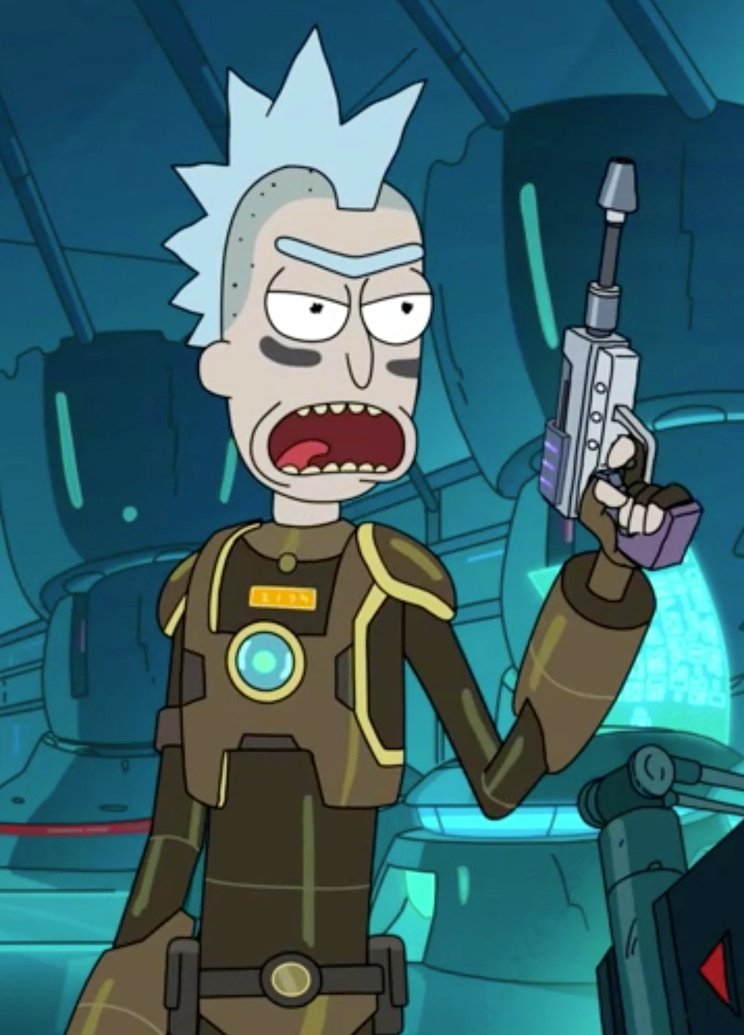 Rick And Morty Quote Wallpaper Rick Sanchez D 99 Rick And Morty Wiki Fandom Powered