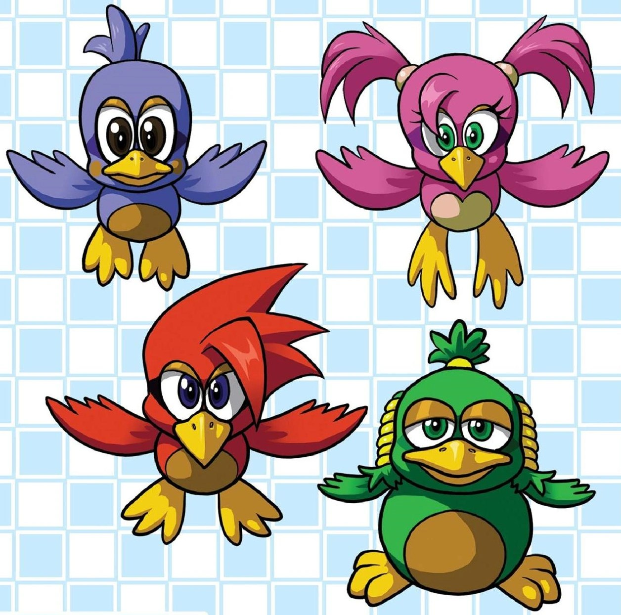 3d Vicky Name Wallpaper Flicky Pre Super Genesis Wave Sonic News Network
