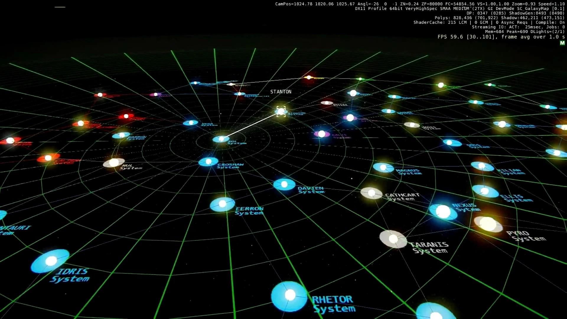 3d Galactic Wallpaper Star Map Star Citizen Wiki Fandom Powered By Wikia