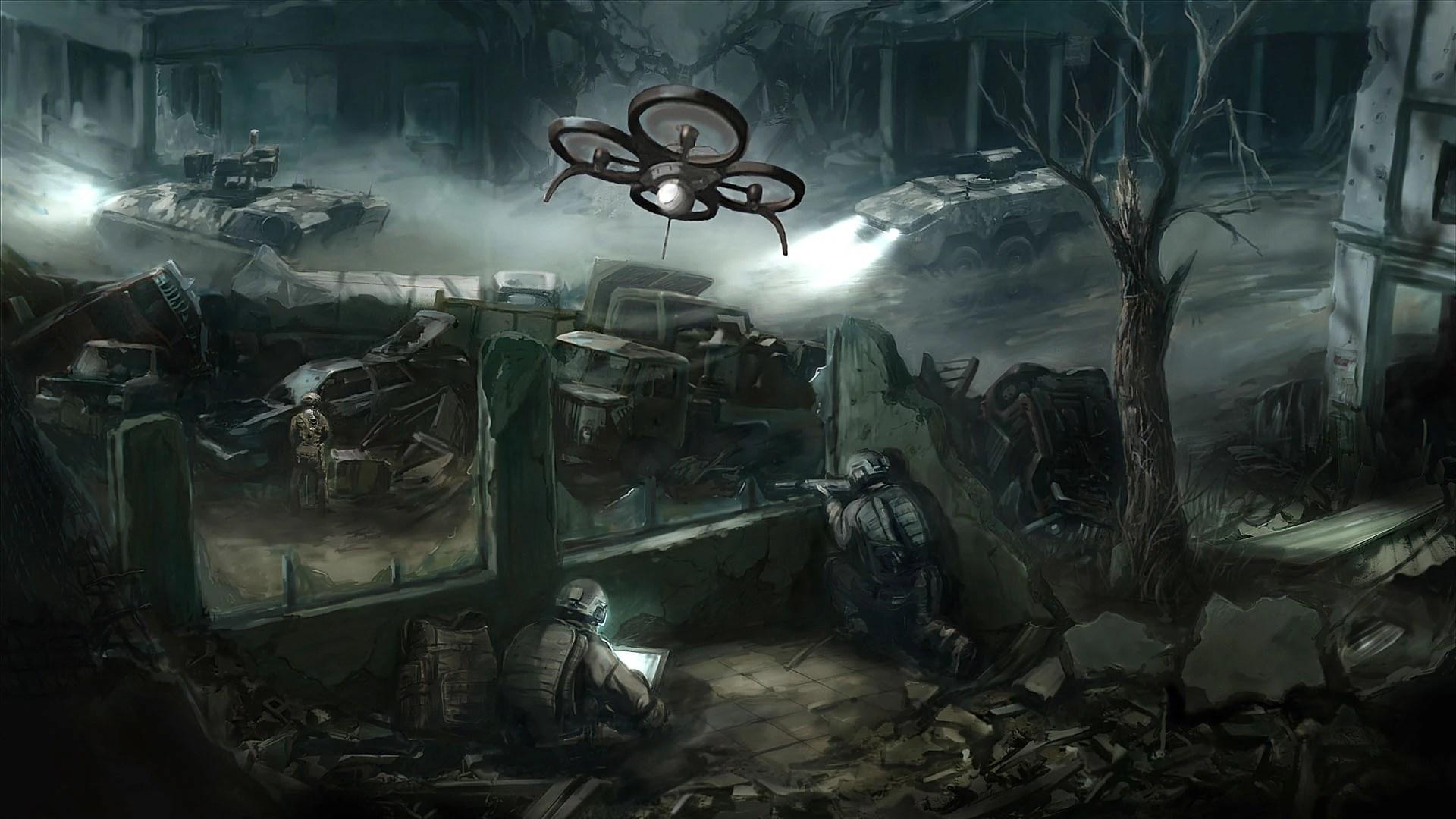 Resistance Fall Of Man Wallpaper Arma 3 Ar 2 Darter Steam Trading Cards Wiki Fandom