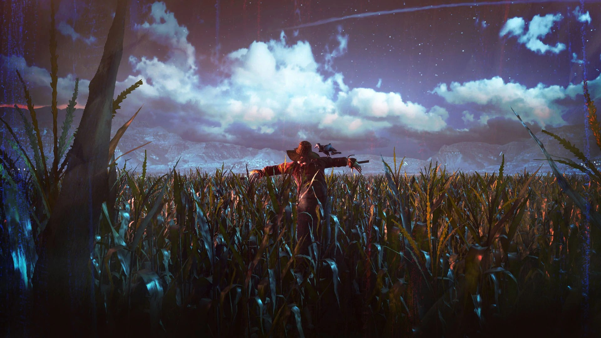 3d P Letter Wallpaper Hitman Absolution The Scarecrow Steam Trading Cards