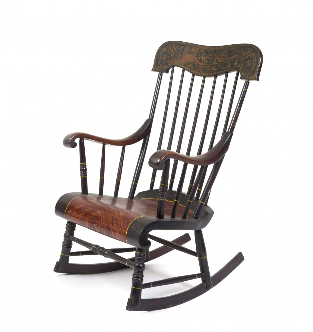 Whistler s mother s rocking chair