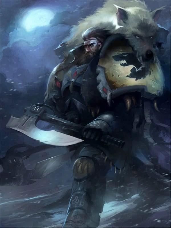 Monster University Wallpaper Hd Lone Wolves Warhammer 40k Fandom Powered By Wikia