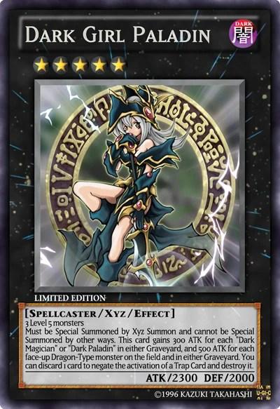 Yu Gi Oh Dark Magician Girl Wallpaper Dark Girl Paladin Yu Gi Oh Card Maker Wiki Fandom