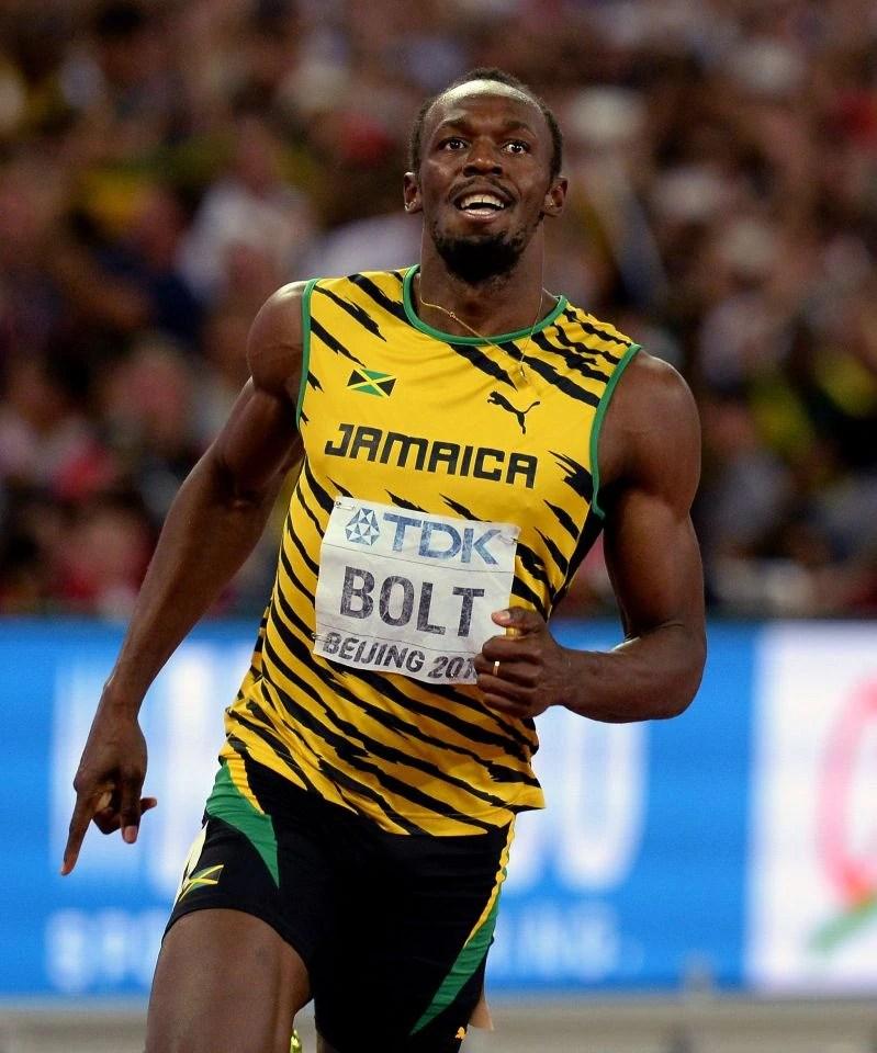 Usain Bolt   The Amazing Everything Wiki   FANDOM powered by Wikia