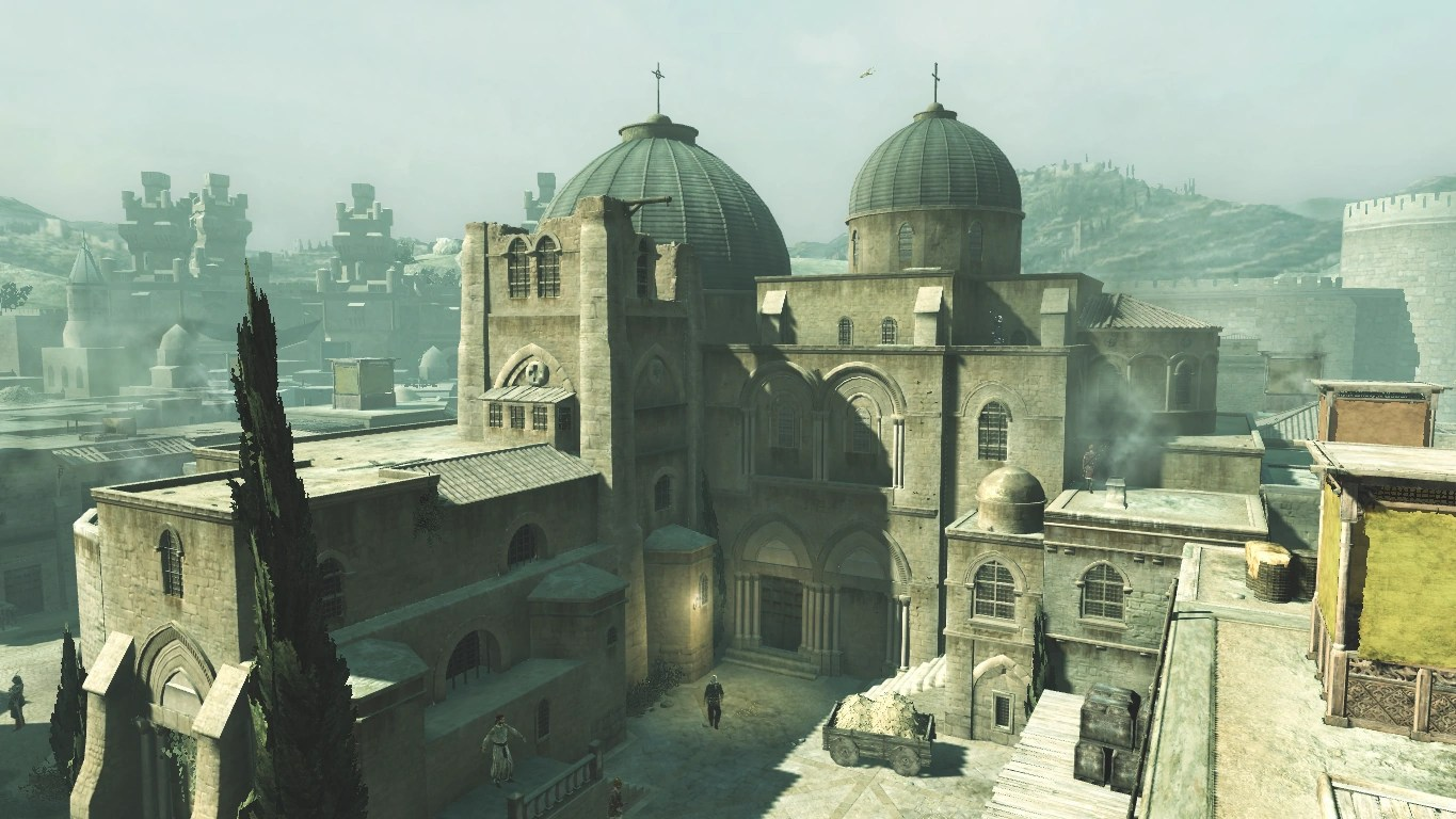 Fall Of Gods Wallpaper Church Of The Holy Sepulchre Assassin S Creed Wiki