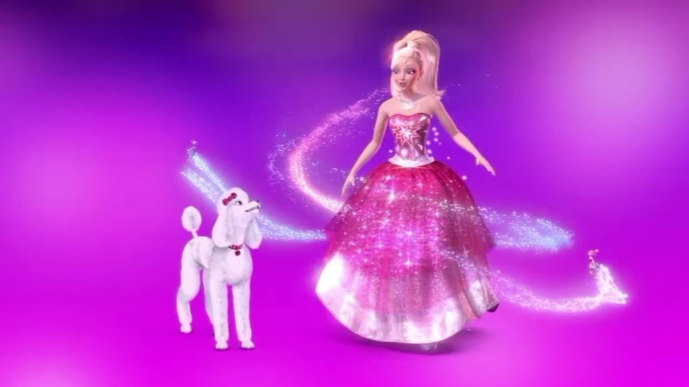 Cute Pari Doll Wallpapers Image Barbie A Fashion Fairytale Teaser Screenshots 3