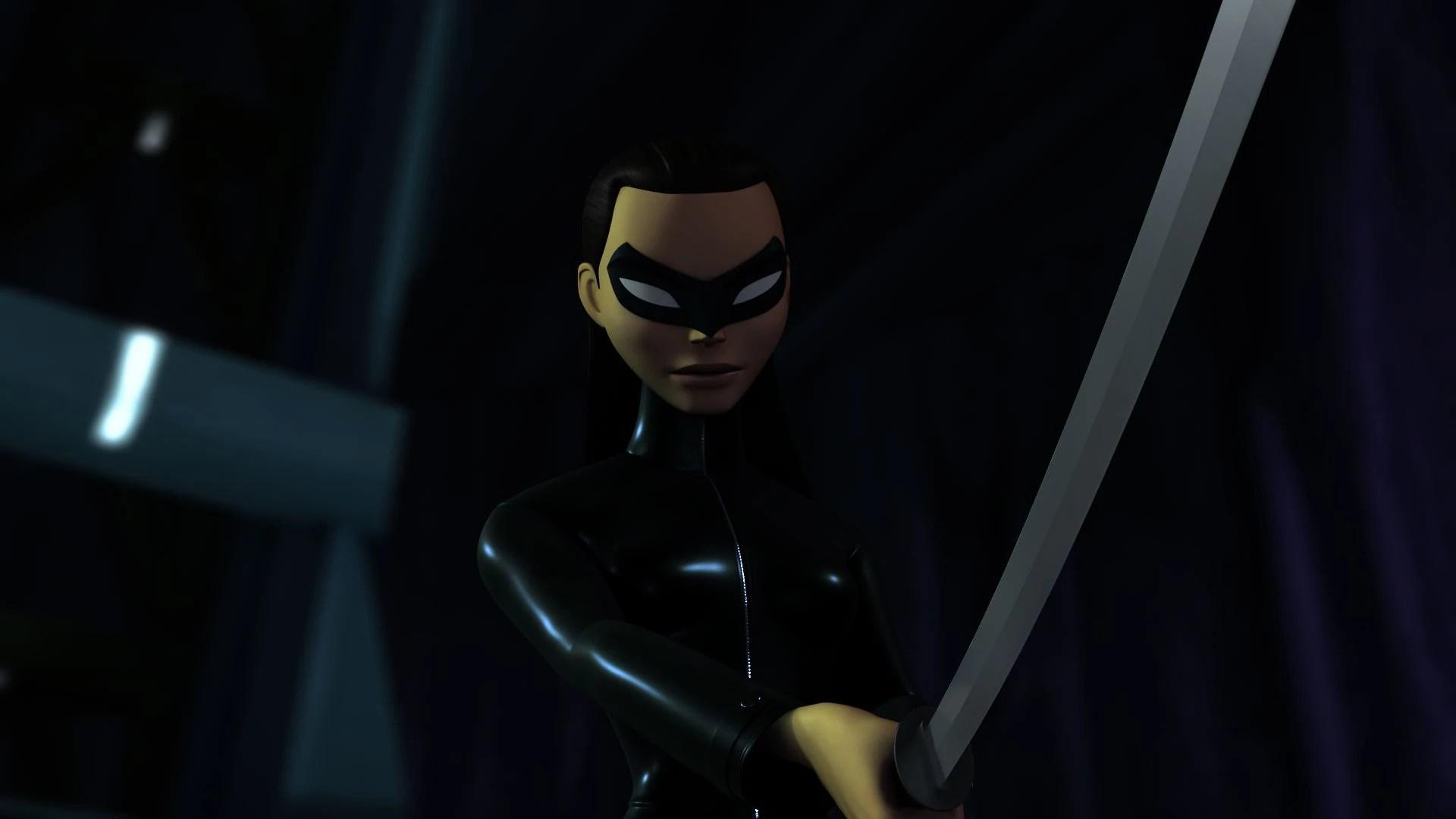 Sword Art Online Animated Wallpaper Katana Beware The Batman Batman Wiki Fandom Powered