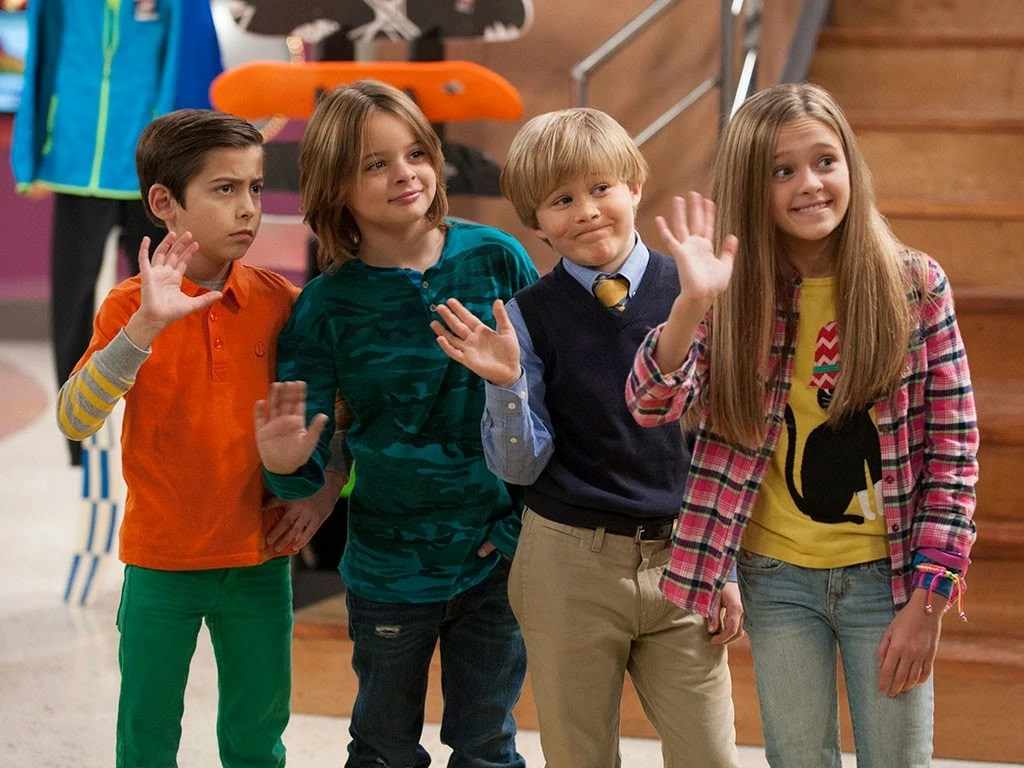 Nicky Ricky Dicky And Dawn Harper Meet The Harpers Nickelodeon Nick
