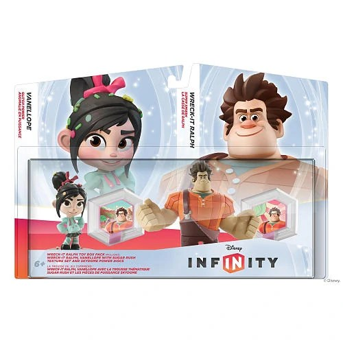Wreck It Ralph Toy Box Pack Disney Infinity Wiki