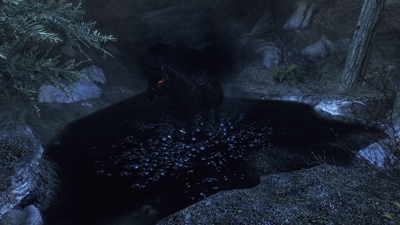 Skyrim Wallpaper Fall Shadowmere Skyrim Elder Scrolls Fandom Powered By Wikia
