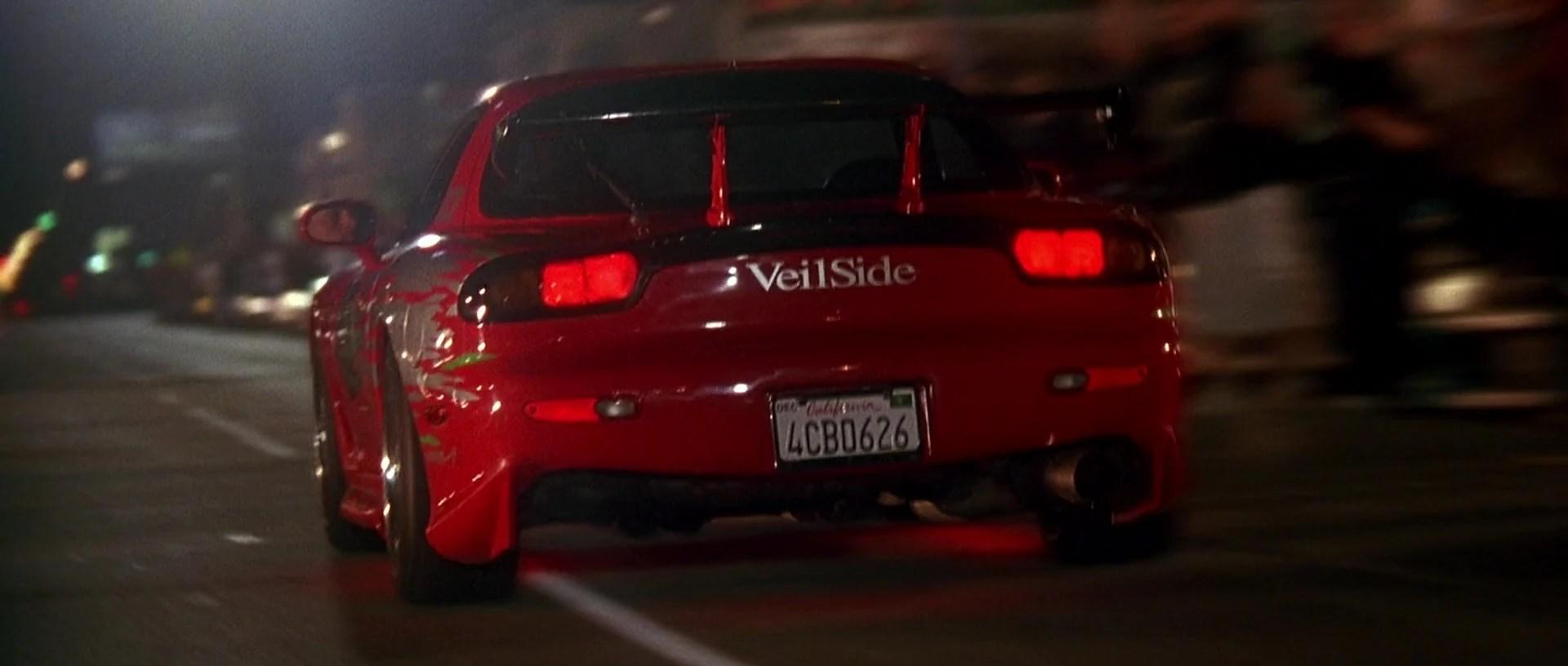 Drift Car Wallpaper Hd 1993 Mazda Rx 7 The Fast And The Furious Wiki Fandom