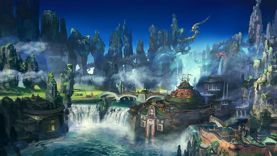 Free Animated Nature Wallpapers For Desktop Doma Final Fantasy Xiv Final Fantasy Wiki Fandom