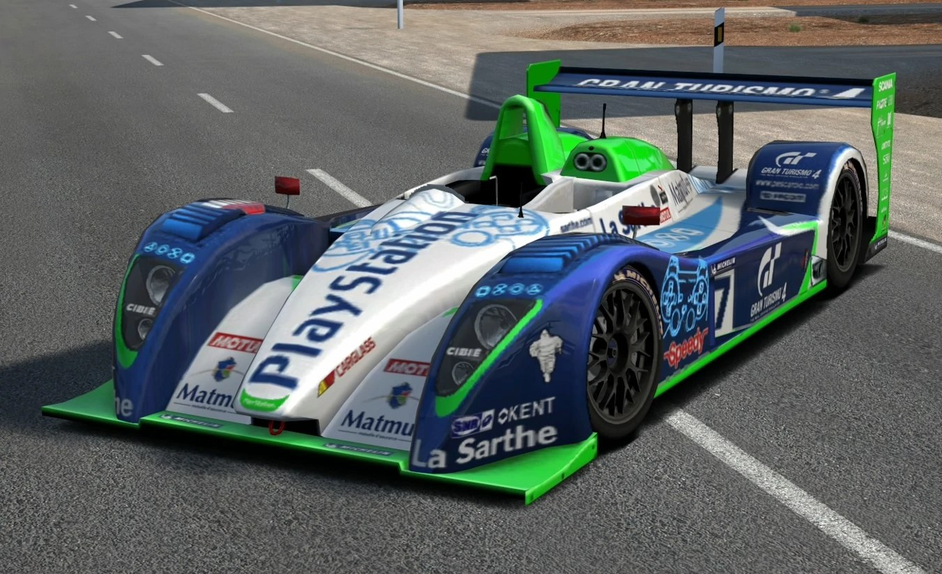 Car Manufacturers That Start With K Pescarolo C60 Hybride Judd Race Car 39;05 Gran Turismo