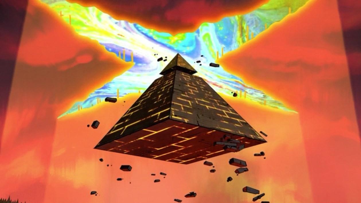 Gravity Falls Mystery Shack Wallpaper Fearamid Gravity Falls Wiki Fandom Powered By Wikia