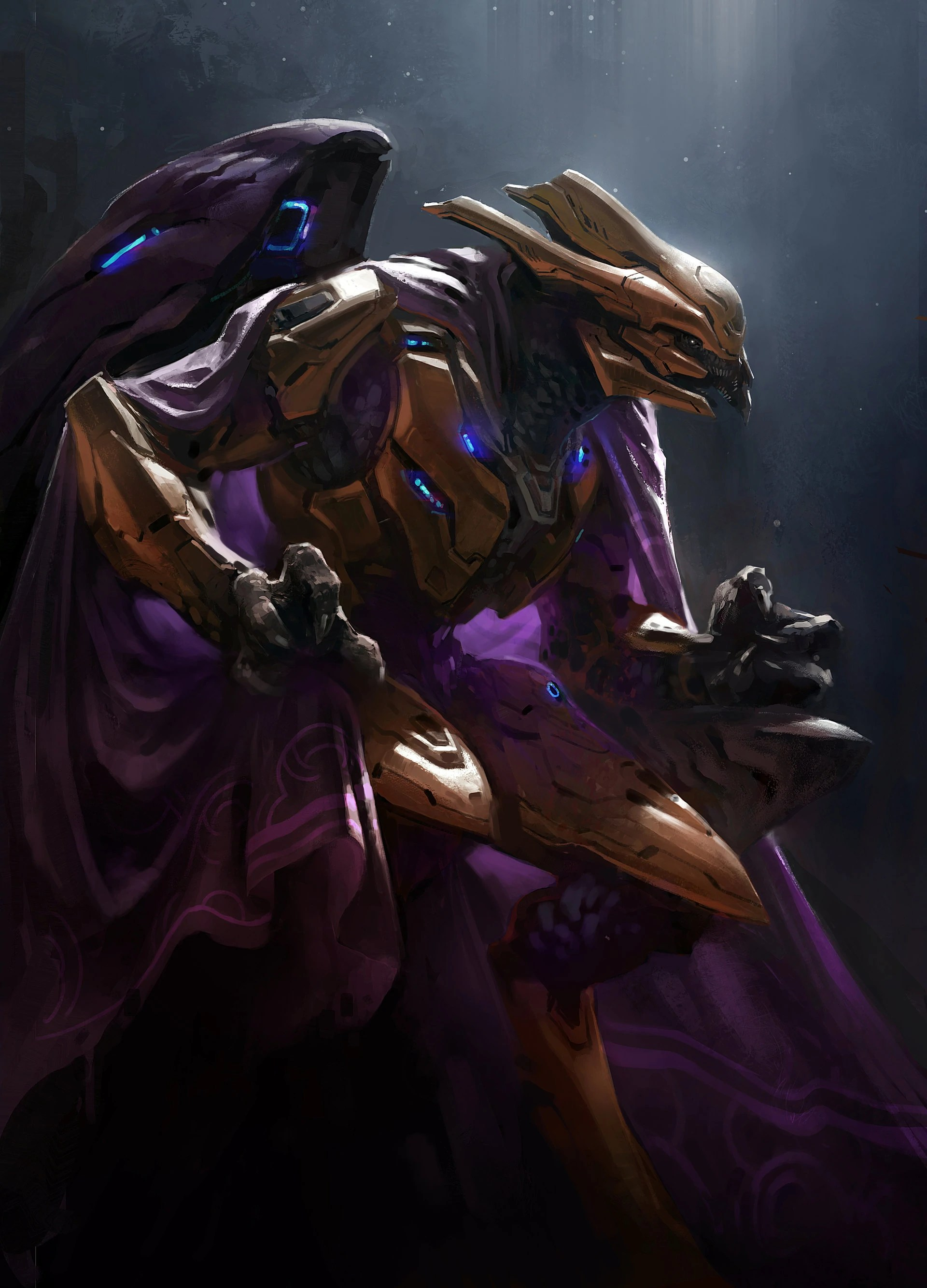 Halo Wallpaper Fall Of Reach Supreme Commander Halo Nation Fandom Powered By Wikia