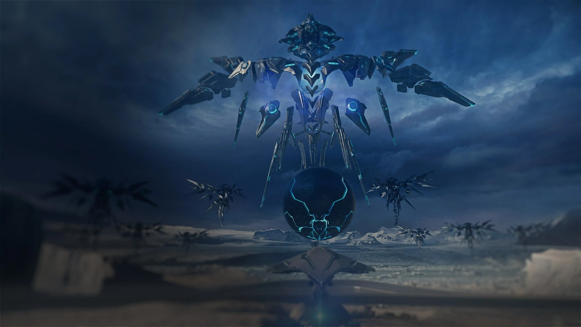 Halo Wallpaper Fall Of Reach Guardians Halo Nation Fandom Powered By Wikia