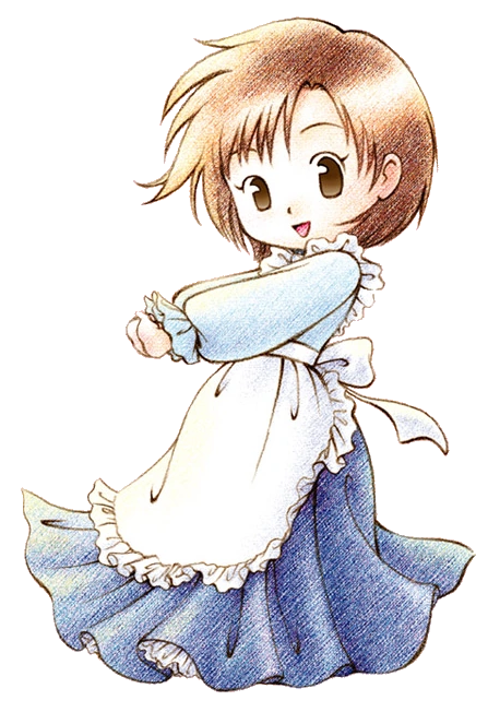 Cute Wedding Cartoon Wallpaper Elli Btn The Harvest Moon Wiki Fandom Powered By Wikia