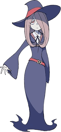 Cookie Monster Cute Wallpaper Image Sucy Design Png Little Witch Academia Wiki